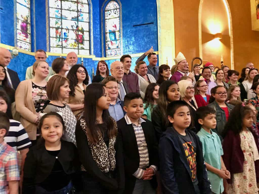 Easter deepens and renews our own baptisms 2