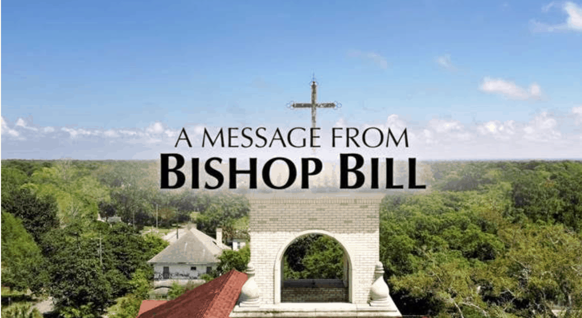 State of the Diocese Video from Bishop Bill